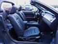 2007 Alloy Metallic Ford Mustang GT Premium Convertible  photo #21