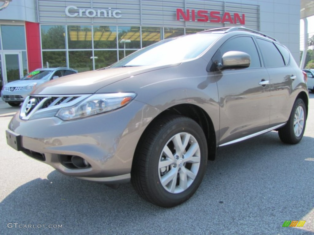 2011 Murano SL - Tinted Bronze / Beige photo #1