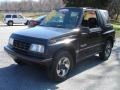 Black Metallic 1991 Geo Tracker LSi 4x4