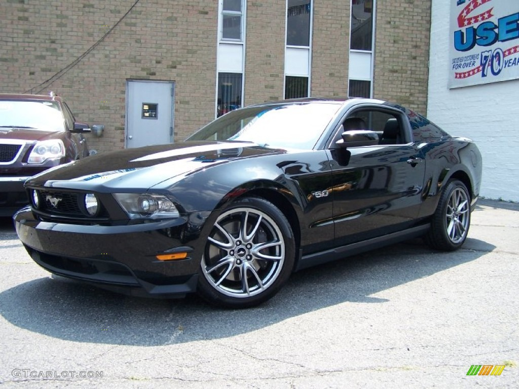 Ebony black 2011 ford mustang gt premium coupe exterior photo 52072646 gtcarlot com