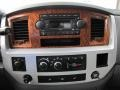 Medium Slate Gray Controls Photo for 2007 Dodge Ram 3500 #52075670