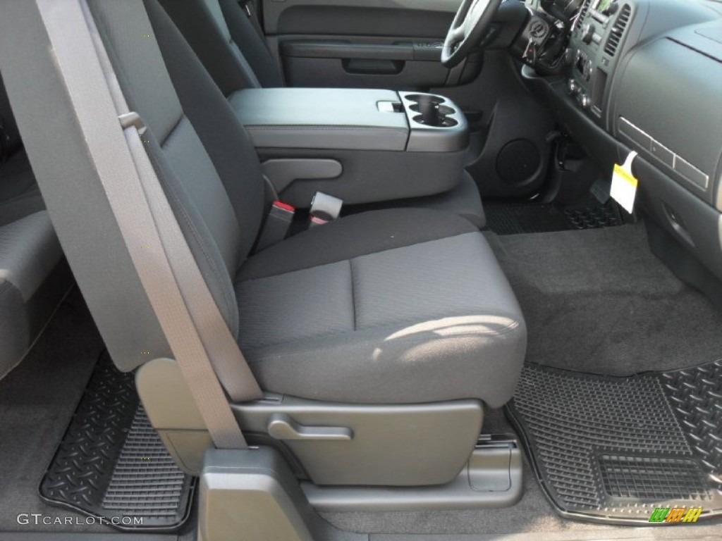 2011 Silverado 1500 LT Extended Cab 4x4 - Imperial Blue Metallic / Ebony photo #20