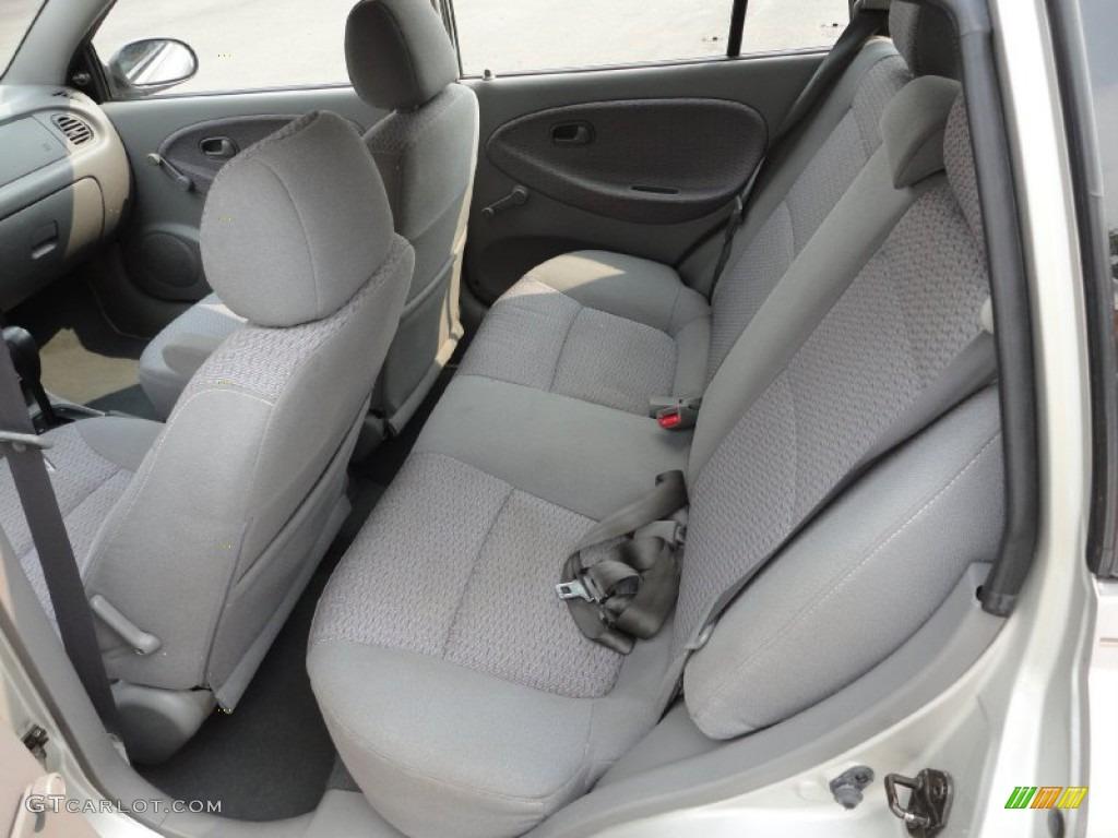 2002 kia rio cinco hatchback interior photo 52087373 gtcarlot com