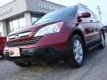 2009 Tango Red Pearl Honda CR-V EX-L  photo #1