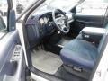 2002 Bright White Dodge Ram 1500 SLT Quad Cab  photo #6