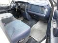 2002 Dodge Ram 1500 Navy Blue Interior Dashboard Photo
