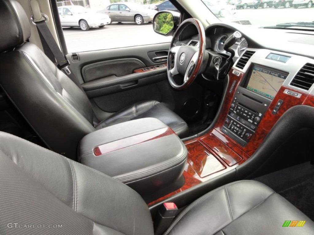 Ebony ebony interior 2009 cadillac escalade hybrid awd photo 52096218 for Cadillac escalade interior colors