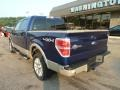 Dark Blue Pearl Metallic - F150 King Ranch SuperCrew 4x4 Photo No. 2