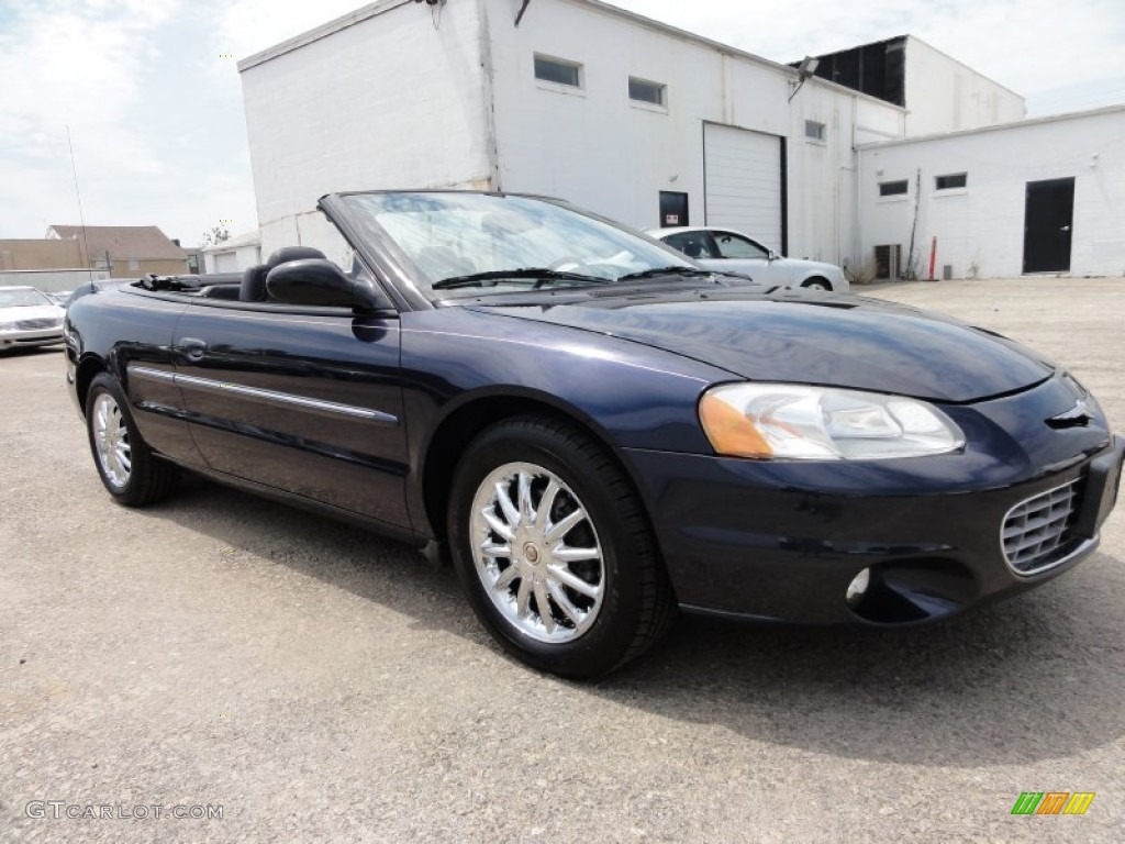 Chrysler Sebring Workshop & Owners Manual