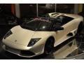 Bianco Isis (Pearl White) - Murcielago LP640 Roadster Photo No. 8