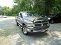 2002 Graphite Metallic Dodge Ram 1500 ST Quad Cab 4x4  photo #1