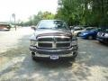 2002 Graphite Metallic Dodge Ram 1500 ST Quad Cab 4x4  photo #2