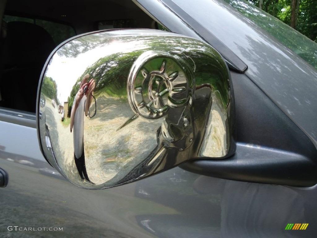 2002 Ram 1500 ST Quad Cab 4x4 - Graphite Metallic / Dark Slate Gray photo #11