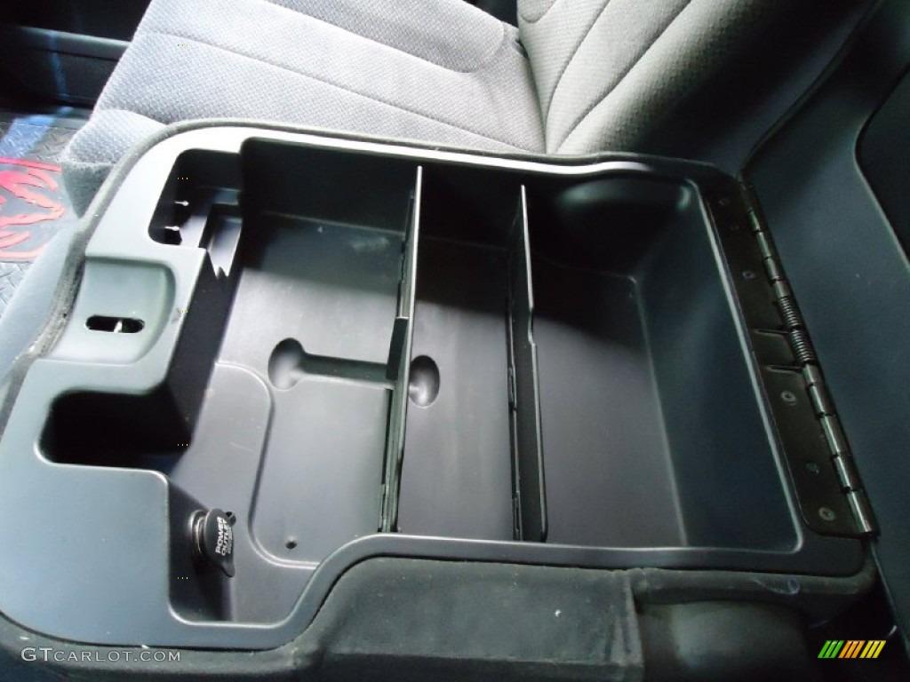 2002 Ram 1500 ST Quad Cab 4x4 - Graphite Metallic / Dark Slate Gray photo #28