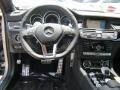 Dashboard of 2012 CLS 63 AMG