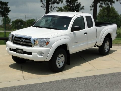 2010 toyota tacoma v6 prerunner access cab data info and specs. Black Bedroom Furniture Sets. Home Design Ideas