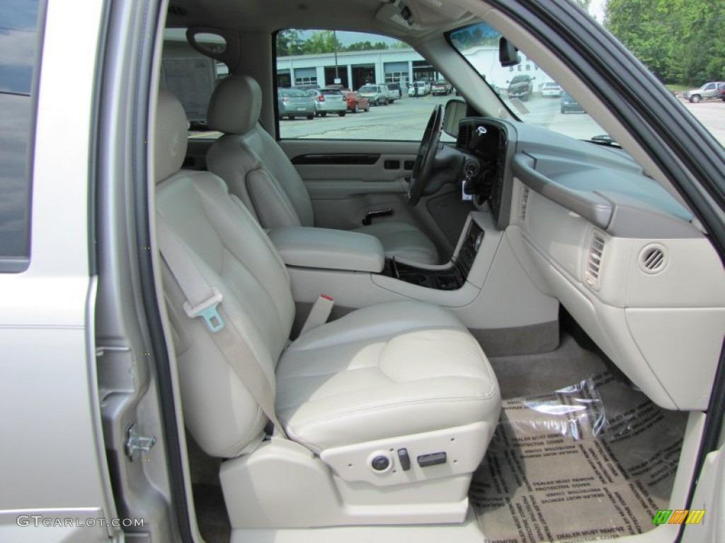 2006 Cadillac Escalade Standard Escalade Model Interior Color Photos