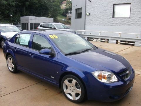 2006 chevrolet cobalt ss sedan data info and specs. Black Bedroom Furniture Sets. Home Design Ideas