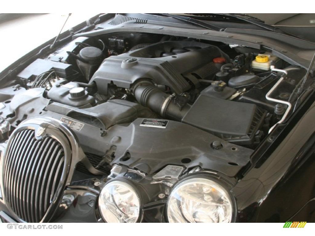 2003 jaguar s type 4 2 4 2 liter dohc 32 valve v8 engine photo 52128448. Black Bedroom Furniture Sets. Home Design Ideas