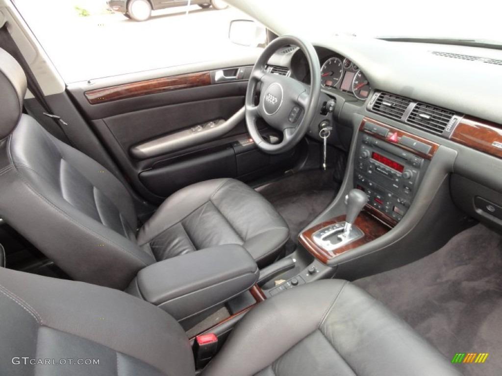 2004 audi a6 2 7t quattro sedan interior photo 52133650. Black Bedroom Furniture Sets. Home Design Ideas