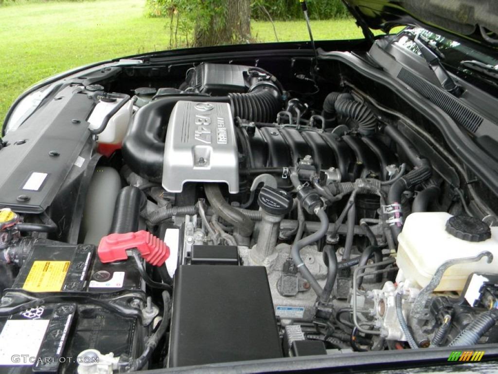 2007 Toyota 4runner Limited 4x4 4 7 Liter Dohc 32 Valve