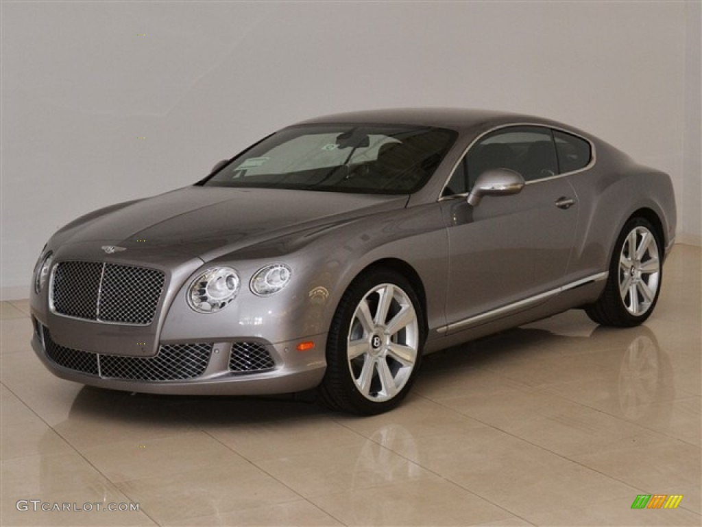 2012 silver tempest bentley continental gt 52149545 photo 6 silver tempest bentley continental gt vanachro Gallery