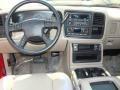 2003 Chevrolet Silverado 3500 Tan Interior Dashboard Photo