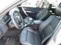 Black Interior Photo for 2006 BMW X3 #52150755