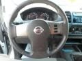 2005 Nissan Xterra Steel/Graphite Interior Steering Wheel Photo