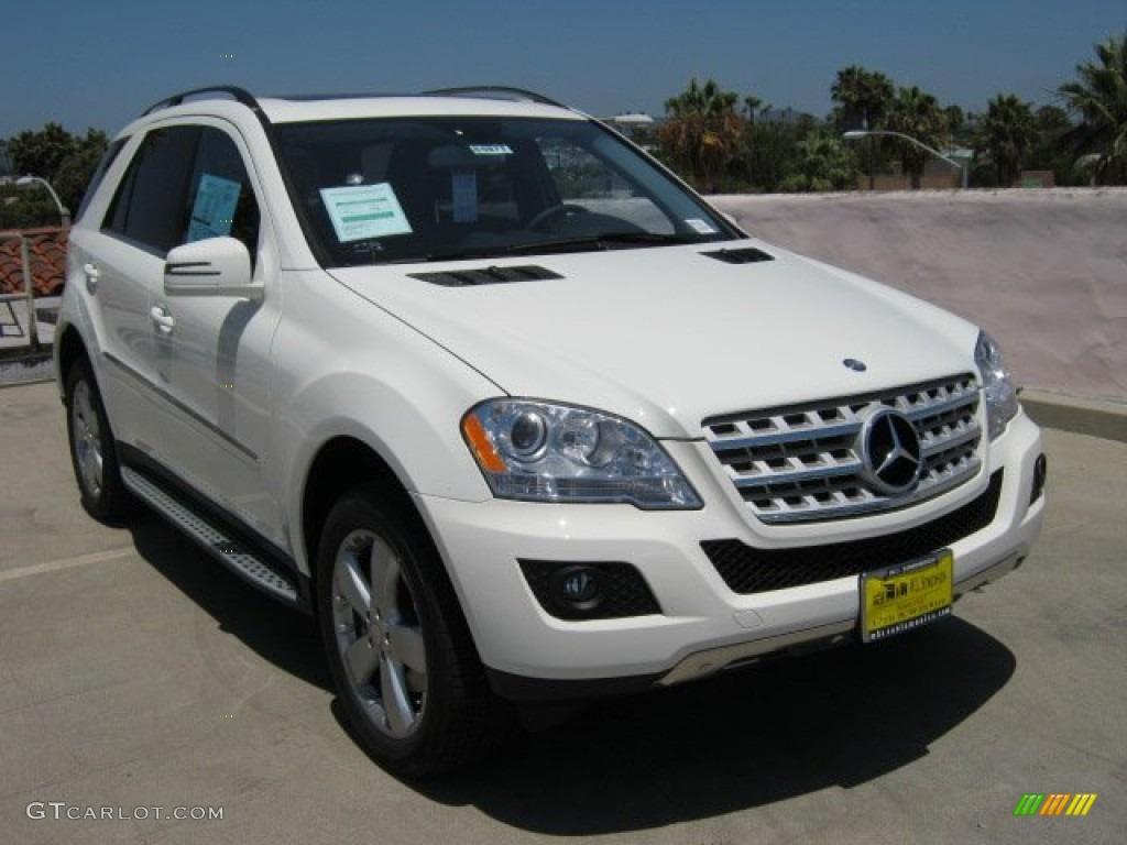 2011 arctic white mercedes benz ml 350 52150002 car color galleries. Black Bedroom Furniture Sets. Home Design Ideas