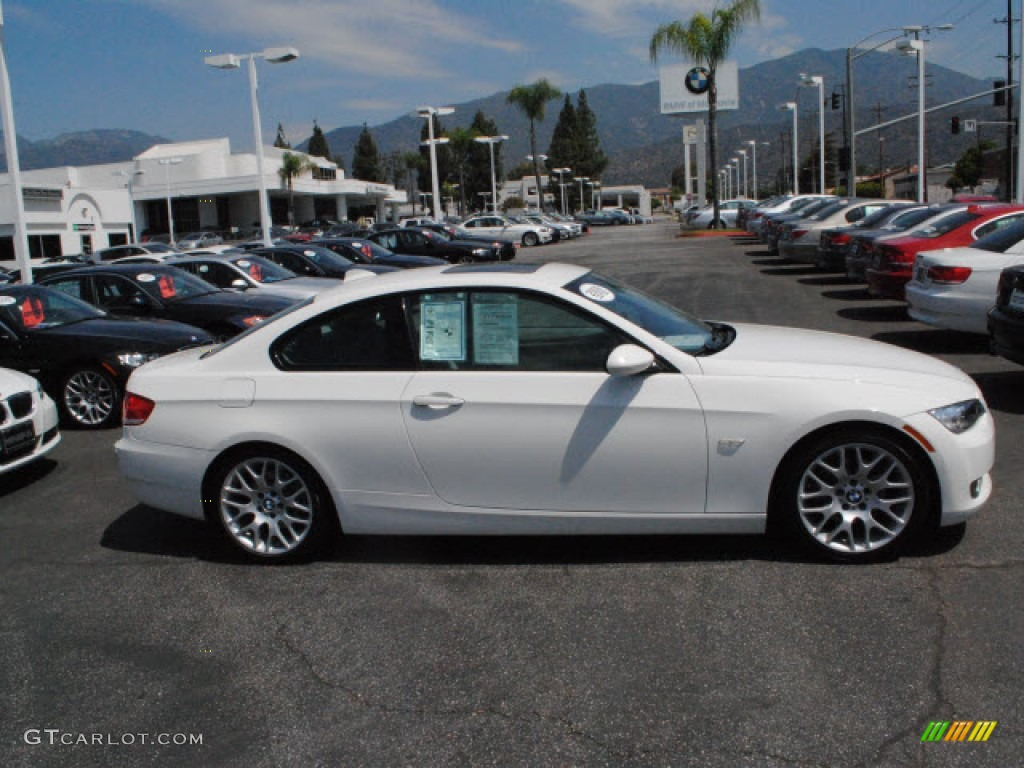 alpine white 2009 bmw 3 series 328i coupe exterior photo 52166524. Black Bedroom Furniture Sets. Home Design Ideas