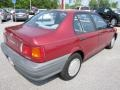 Super Red - Tercel DX Sedan Photo No. 5
