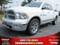 Bright White 2011 Dodge Ram 1500 Gallery