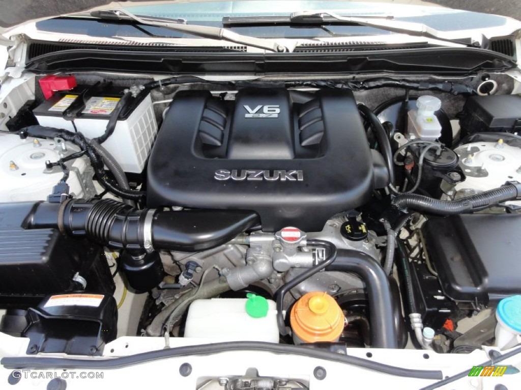 Suzuki Grand Vitara   Liter Engine