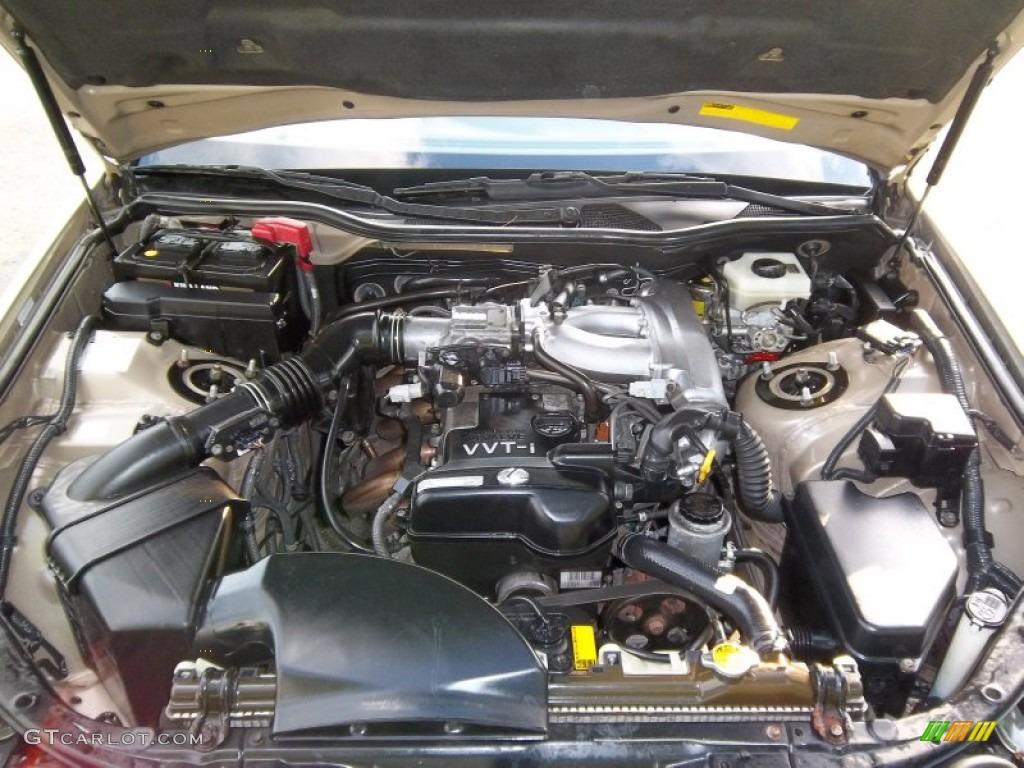 1998 Lexus GS 300 3.0 Liter Twin Cam 24-Valve Inline 6 ...