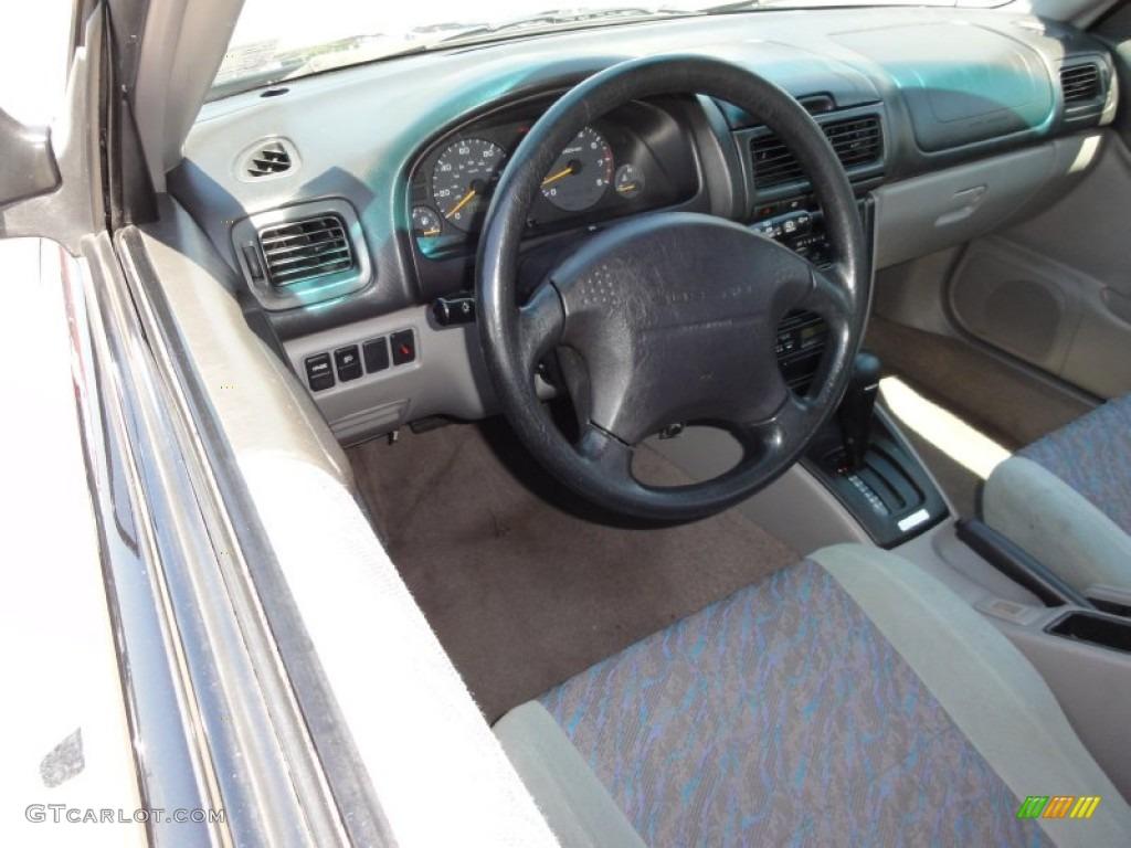 1998 Subaru Forester L Interior Photo 52186102