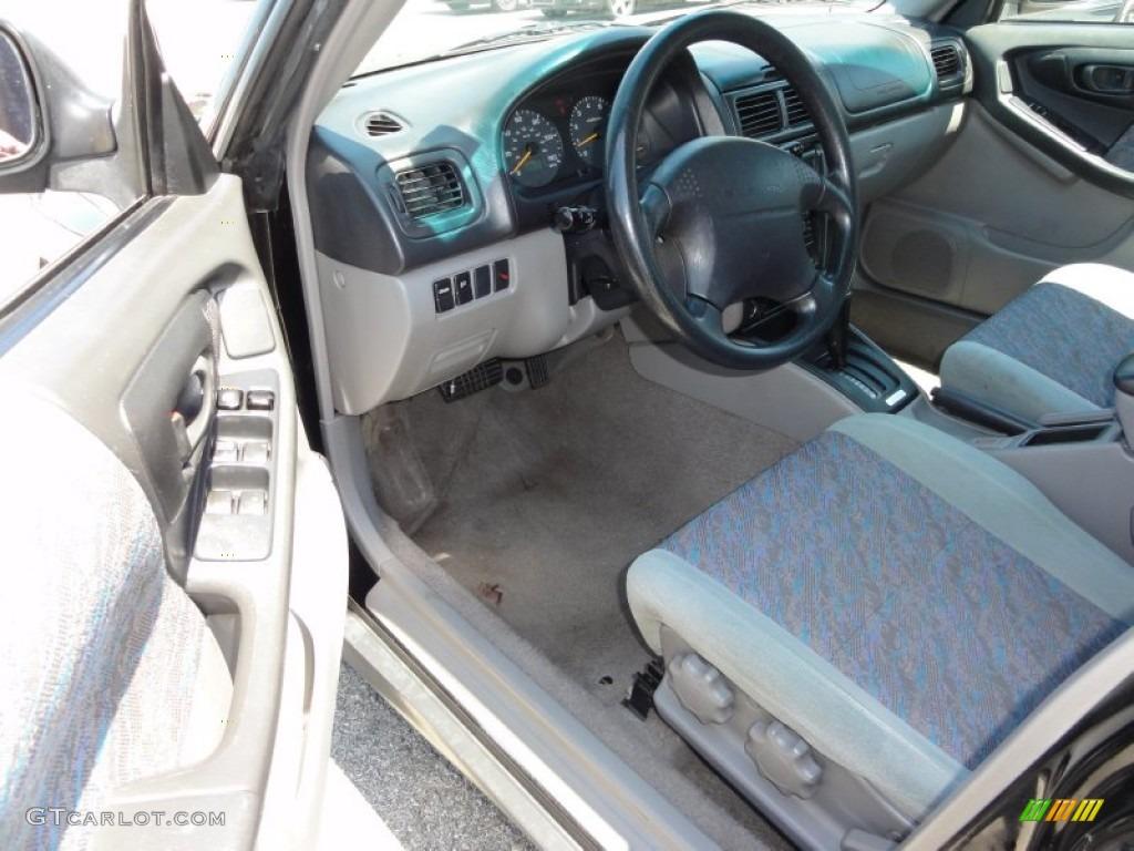 1998 Subaru Forester L Interior Photo 52186117