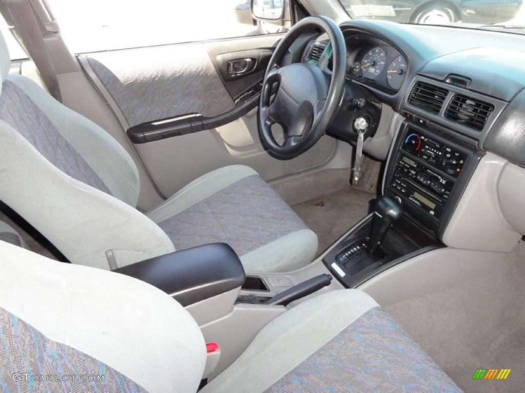1998 Subaru Forester L Interior Photo 52186237