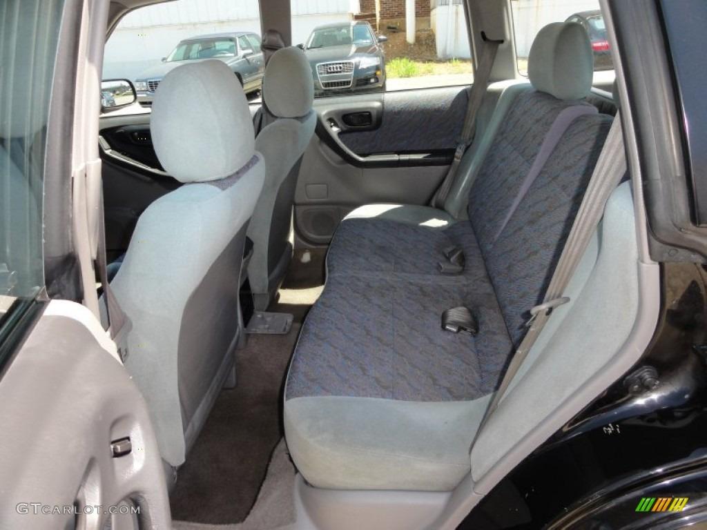 1998 Subaru Forester L Interior Photo 52186294