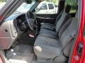 2006 Victory Red Chevrolet Silverado 1500 Z71 Extended Cab 4x4  photo #10