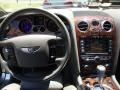 Dashboard of 2005 Continental GT