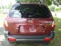 2004 Merlot Red Hyundai Santa Fe GLS  photo #4