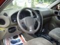 2004 Merlot Red Hyundai Santa Fe GLS  photo #9