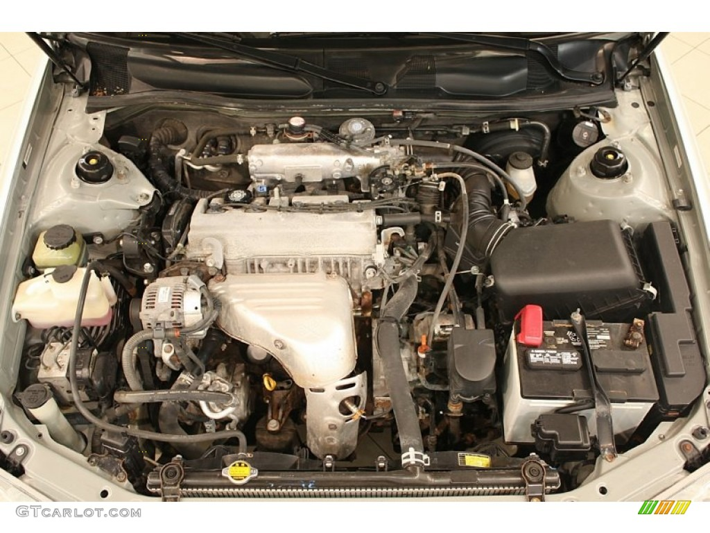 2001 Toyota Camry Ce 2 2 Liter Dohc 16 Valve 4 Cylinder Engine Photo 52191799