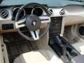 2007 Windveil Blue Metallic Ford Mustang GT Premium Convertible  photo #9