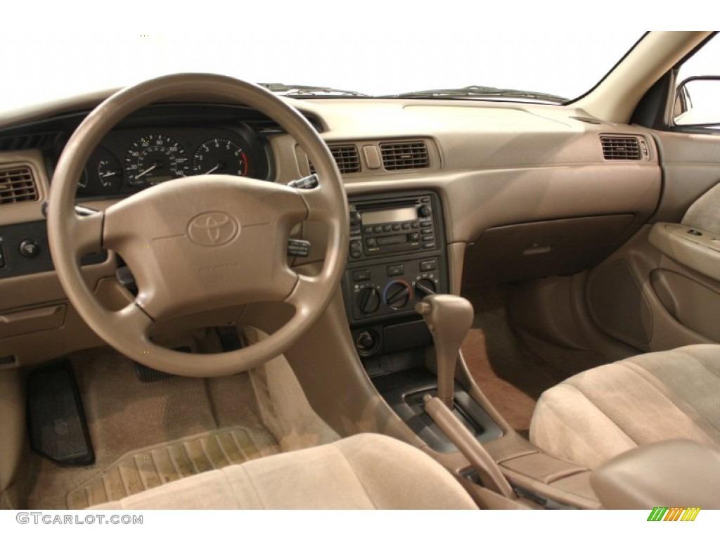 2000 Toyota Camry Ce Oak Dashboard Photo 52191967