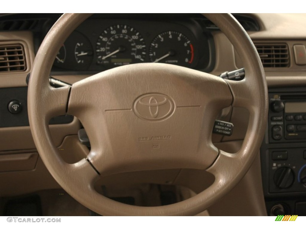 Toyota Vin Decoder >> 2000 Toyota Camry CE Oak Steering Wheel Photo #52191979 ...