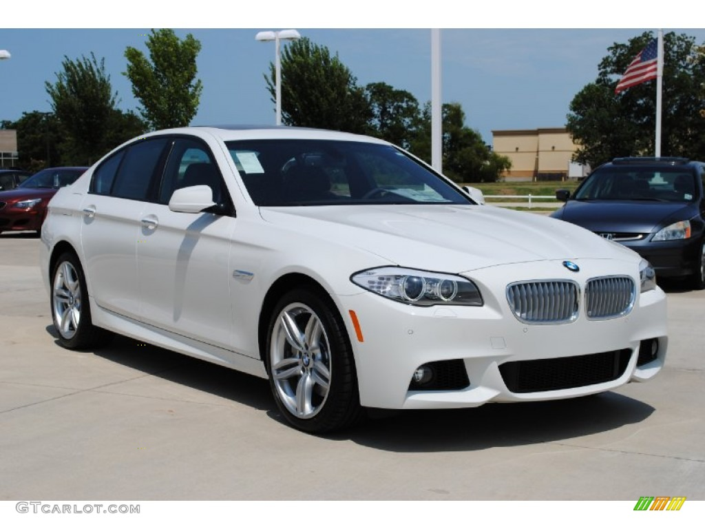 Alpine white 2011 bmw 5 series 550i sedan exterior photo 52193731 gtcarlot com