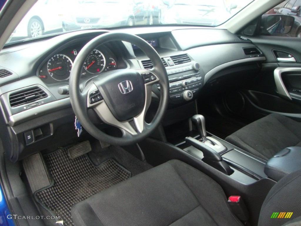 High Quality Black Interior 2010 Honda Accord EX Coupe Photo #52196272