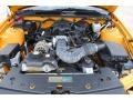2007 Grabber Orange Ford Mustang V6 Premium Convertible  photo #14